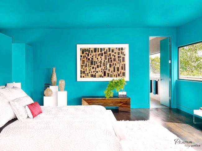 Фото - Бірюзовий колір: поєднуємо з душею