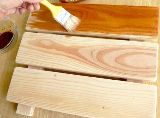 Фото - Технологія просочення і засоби захисту деревини