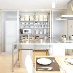 Сучасна кухня в японському стилі