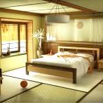 Кімната в японському стилі