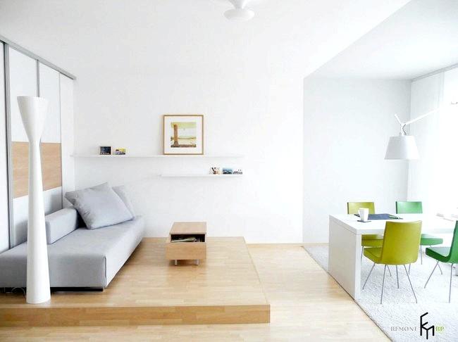 Фото - Дизайн квартир 2015: свіжі ідеї та перспективні напрямки