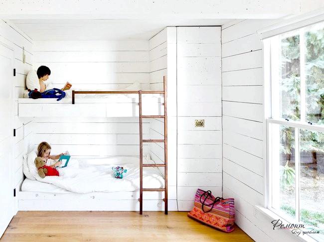 Фото - Спальна кімната з двома ліжками