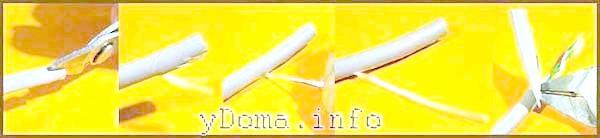 Фото - Як обжати вилку rj-11, rj-45 на кабель кручених пар