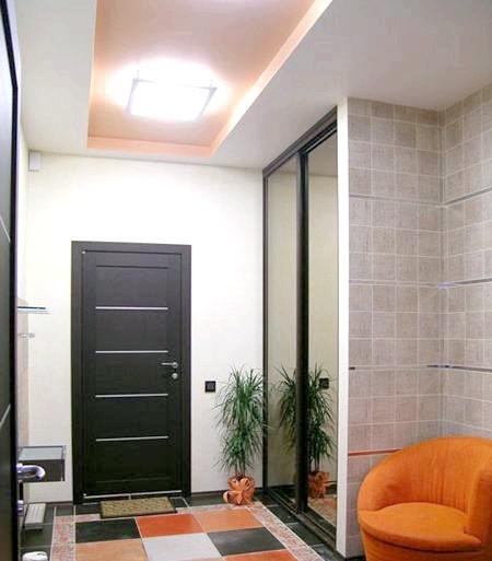 Фото - Як оформити інтер'єр передпокою в маленькій квартирі
