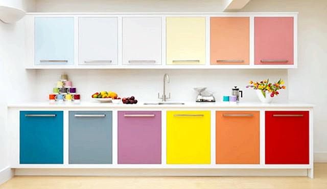 Фото - Як правильно підібрати поєднання кольорів в інтер'єрі кухні