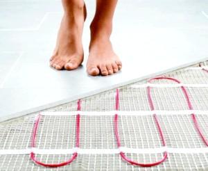 Фото - Як правильно укласти електричний тепла підлога під плитку своїми руками