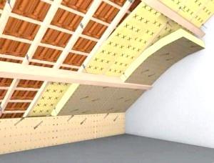 Фото - Як правильно утеплити дах заміського будинку?