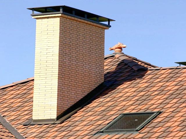 Фото - Як закрити трубу на даху