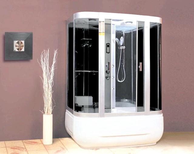Фото - Які бувають душові кабіни