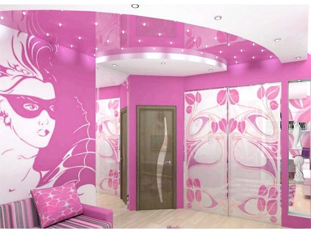 Фото - Натяжні стелі як сучасний спосіб прикрасити приміщення