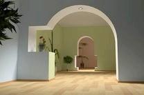 Красиві арки з гіпсокартону