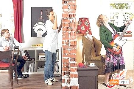 Фото - Як правильно сделать звукоізоляцію стін в квартирі своїми руками?