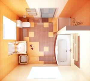 Фото - Види та рекомендації планувань ванної кімнати, огляд можливих варіантів плану та правової частини перепланування