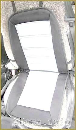 Фото - Вибір накидки з підігрівом для автомобільного крісла