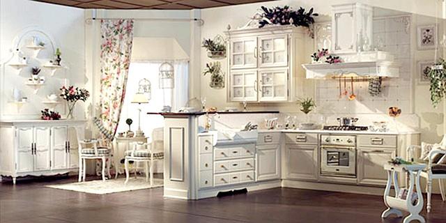 Фото - 80 Фото дизайну кухні в стилі прованс