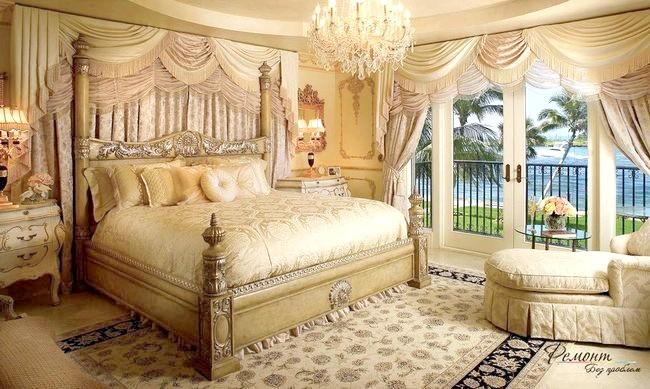 Фото - Синонім елегантності: спальня в класичному стилі