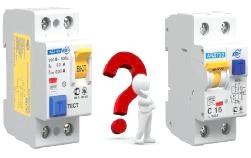 Фото - Що вибрати? узо або диференційний автомат