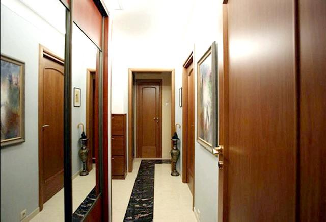 Фото - Дизайн та облаштування маленької передпокою і коридору - галерея фото