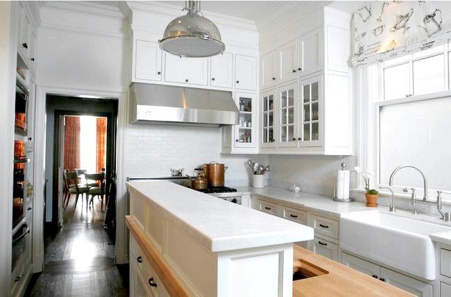 Фото - Маленька кухня: секрети облаштування від «а» до «я»