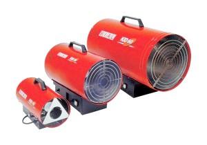 Фото - Дизельний, інфрачервоний або газовий обігрівач для гаража - що вибрати?
