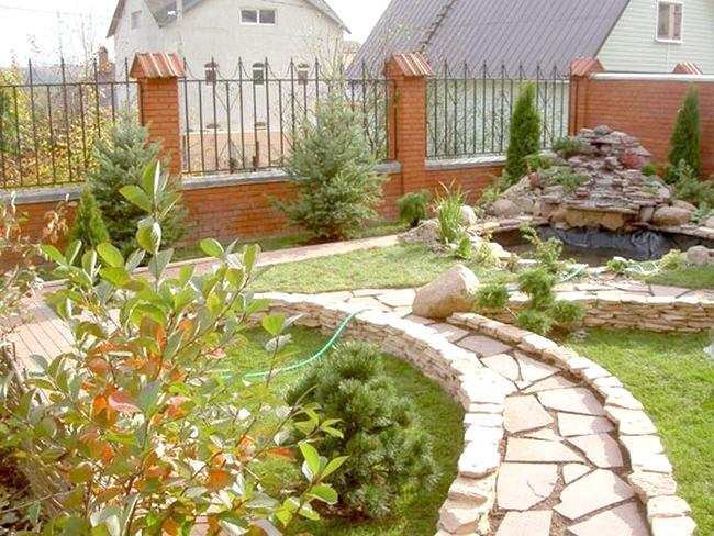 Фото - Доріжка в саду
