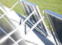 Фото - Двосторонні сонячні елементи