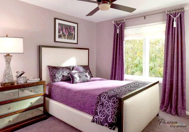 Фото - Фіолетовий і бузковий кольори: комбінації і варіанти поєднання