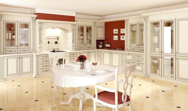 Фото - Галерея фото традиційних кухонь в класичному стилі
