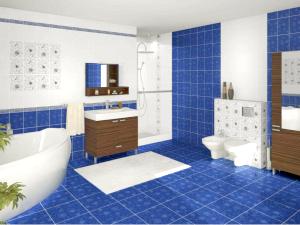 Фото - Інструкція правильного укладання плитки для підлоги, і огляд все видів плитки