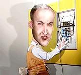 Фото - Історія про те, як Алекс Екслер намагався викликати електрика