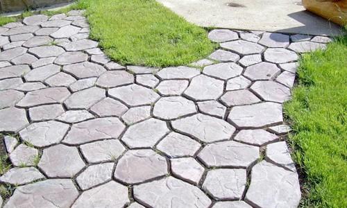 Фото - Виготовлення тротуарної плитки: рецептура бетону