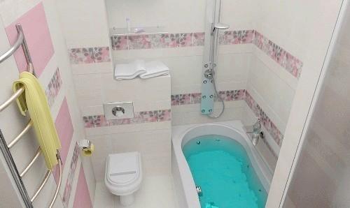 Фото - Як легко і просто закрити в туалеті стояк