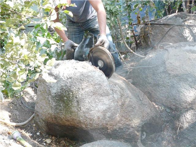 Фото - Як потрібно правильно колоти камінь?