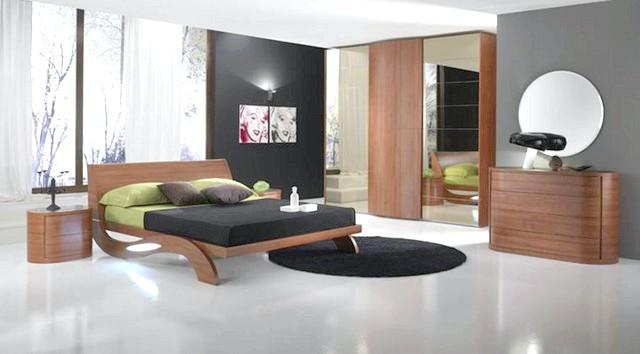 Фото - Як оформити інтер'єр спальні в сучасному стилі