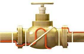 Фото - Як здійснюється електрообігрів трубопроводів
