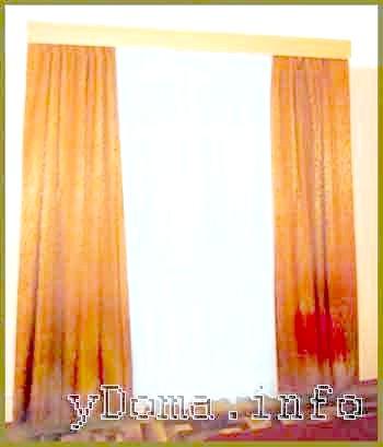 Фото - Як зробити карниз для віконних штор своїми руками