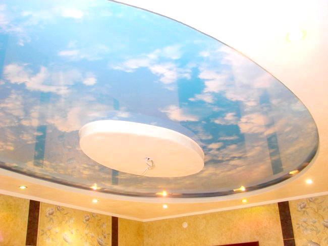 Фото - Як зробити стелю в будинку вище