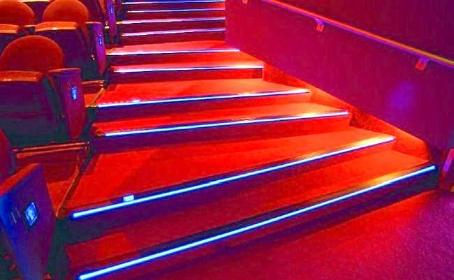 Фото - Як вибрати і встановити світильники для ступенів