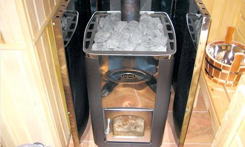 Фото - Як вибрати піч для російської лазні?
