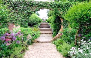 Фото - Як візуально збільшити сад за допомогою оптичних ілюзій і візуальних ефектів