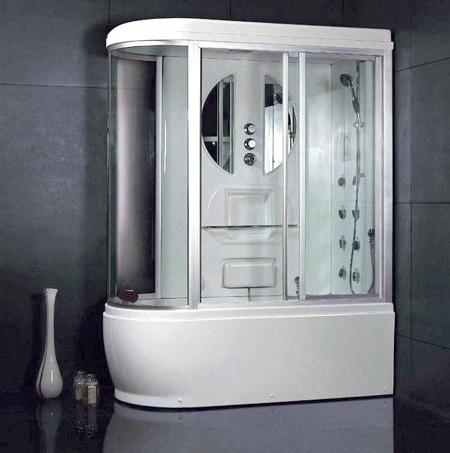 Фото - Які душові кабіни краще: огляд виробників і найцікавіших рішень