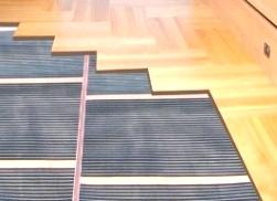 Фото - Який електричний тепла підлога вибрати: кабельний або інфрачервоний?