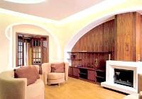 Фото - Декоративні арки в дизайні інтер'єру квартири - фото сучасних рішень