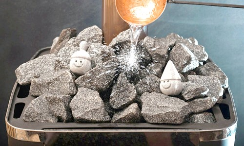 Фото - Камені для лазні: створюємо розумний комфорт