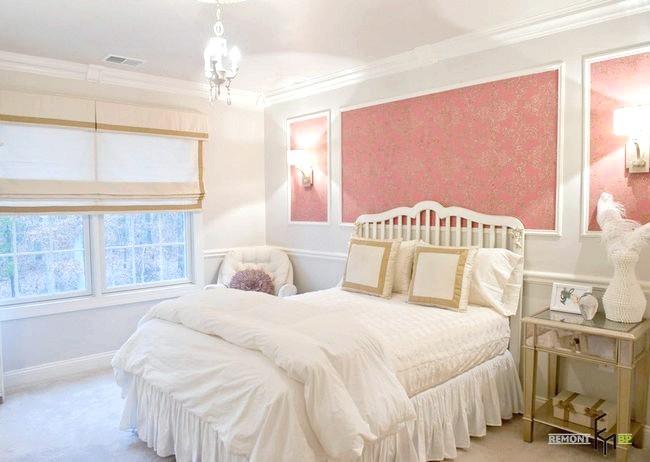Яскрава спальня