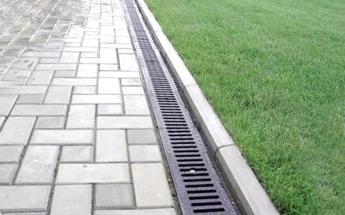 Фото - Зливові каналізації в приватних будинках