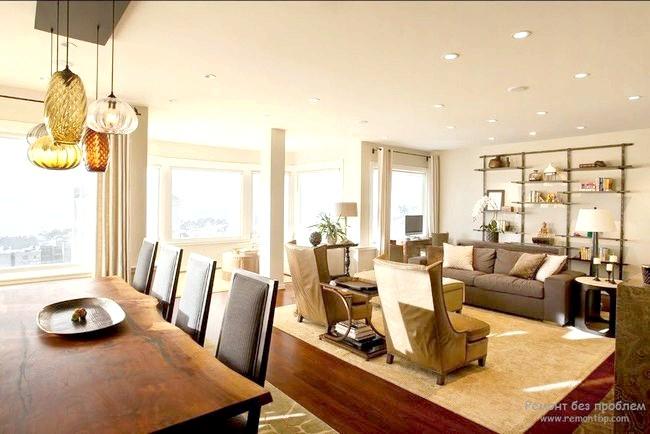 Фото - Як правильно зробити освітлення в квартирі