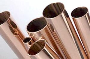 Фото - Надійні і довговічні мідні труби опалення