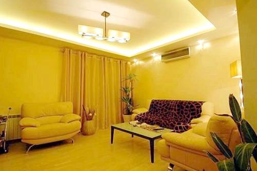Фото - Оригінальне освітлення в квартирі