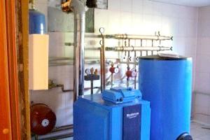 Фото - Опалення дачі газом, електрикою і альтернативними системами